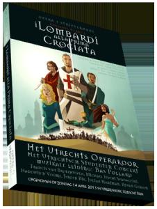 DVD i Lombardi - Utrechts Operakoor